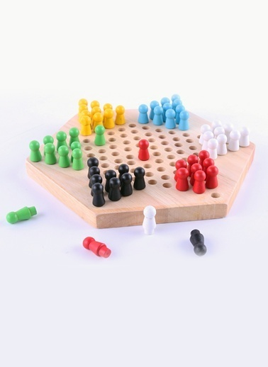Wooden Toys Ahşap Oyuncakları Renkli